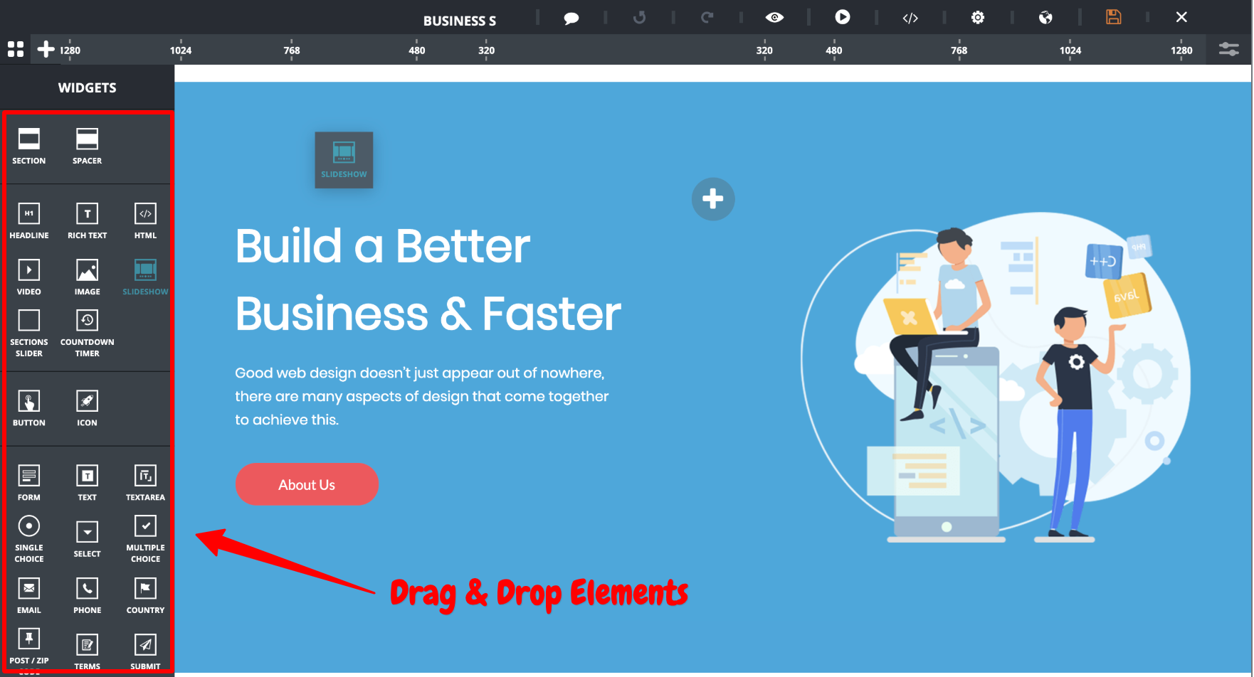 DragDropr- Drag And Droper Elements