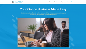 Kartra - Your Online Business Made Easy