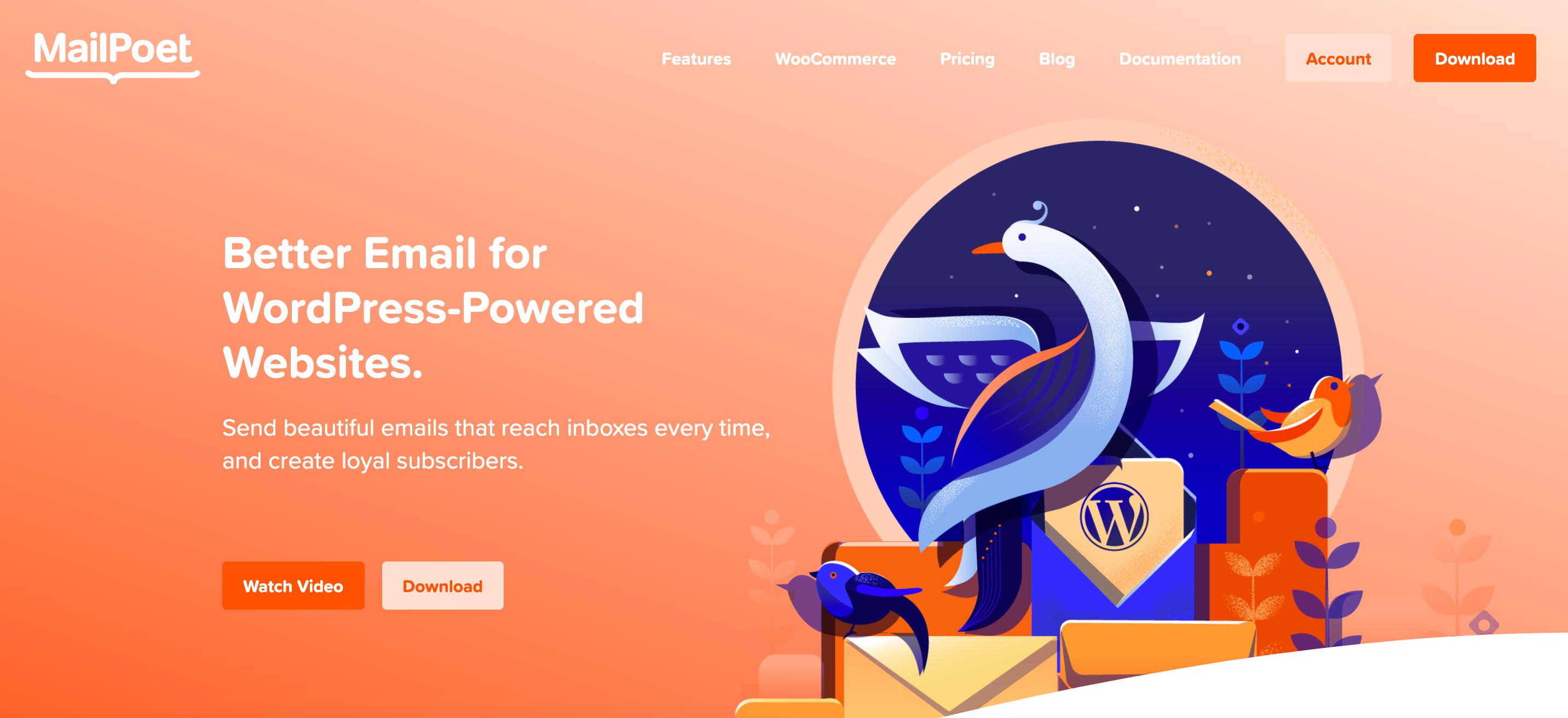 Mailchimp vs MailPoet- MailPoet Plugin
