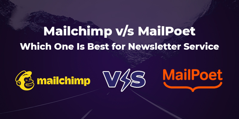 Mailchimp vs MailPoet
