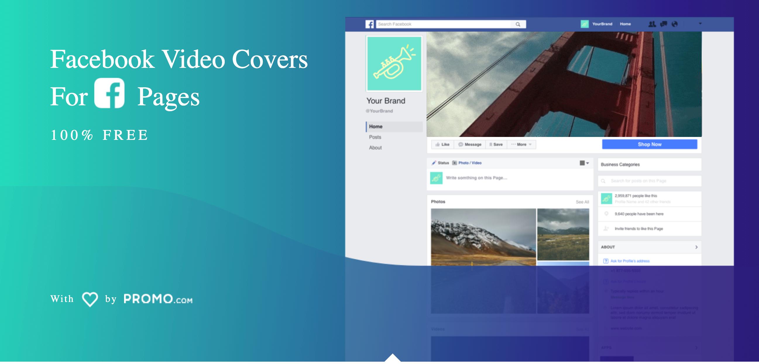 Promo.com Review- Facebook Covers