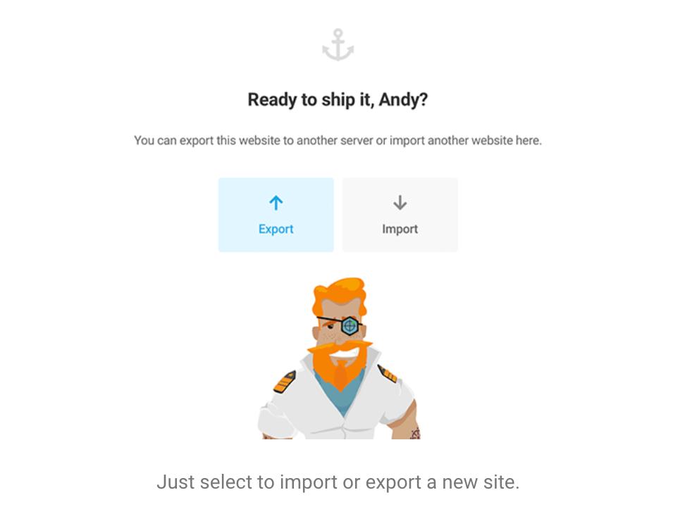 Shipper Pro- WPMU DEV