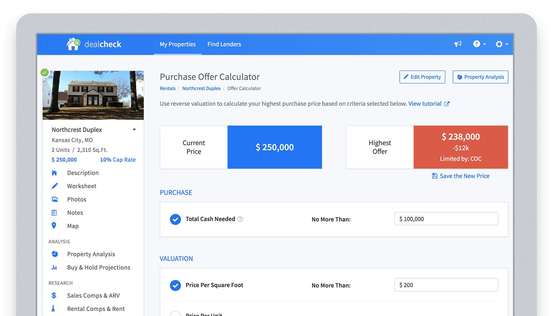 dealcheck-offer-calculator