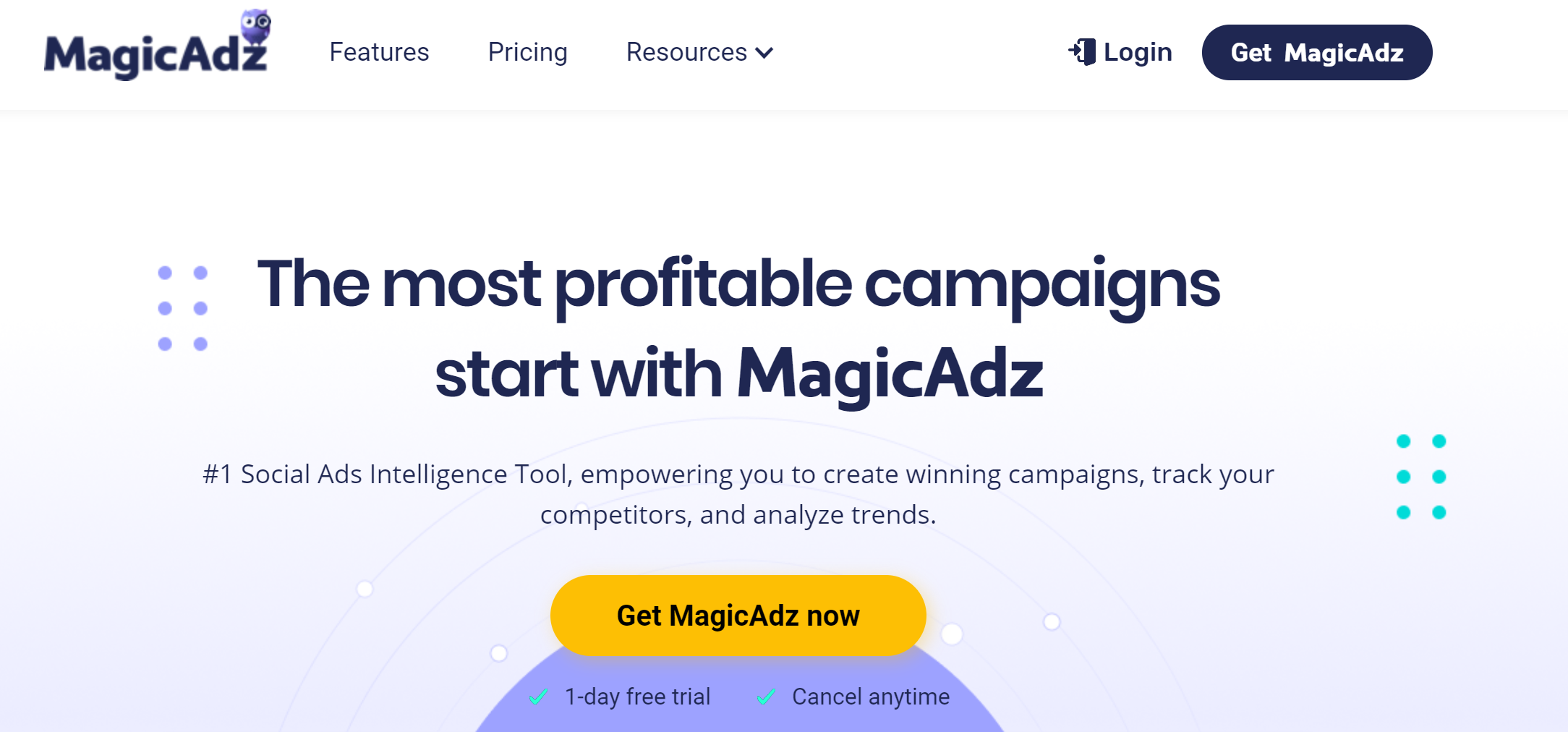 magicadz reviews- facebook ads spy tool