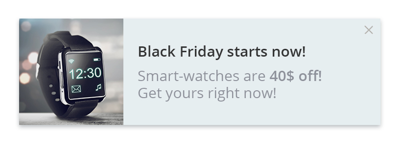 Black Friday Push Notifications Best Practices