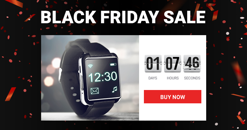 List of Black Friday Push Notifications Best Practices