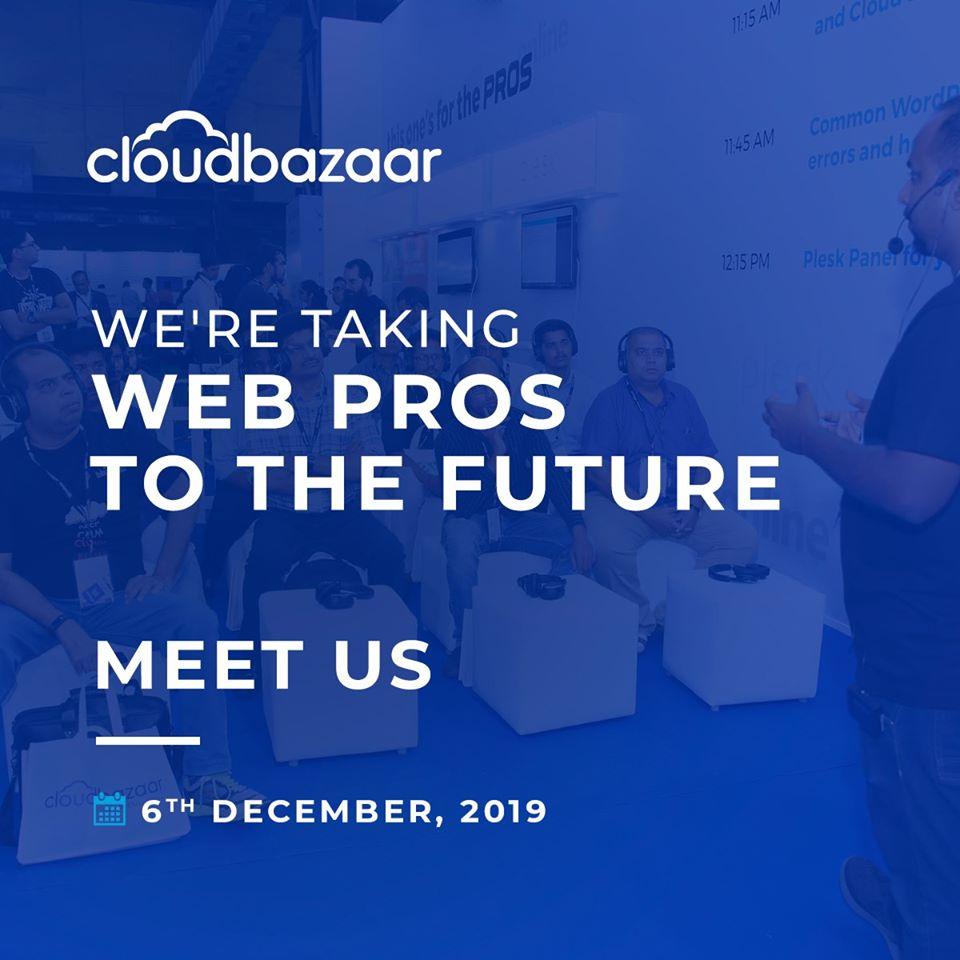 Cloudbazaar event