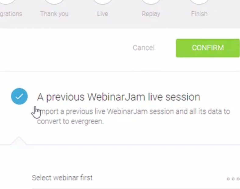EverWebinar Jam Live Session