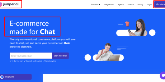 Jumper ai - E-commerce made for Chat