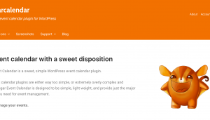 Sugar Calendar – event calendar plugin for WordPress