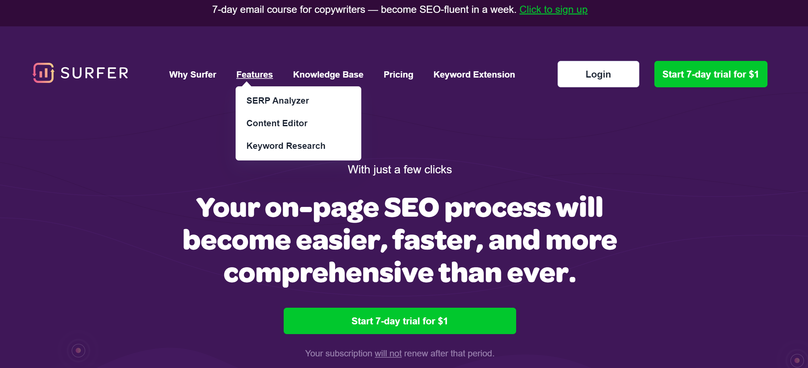 Surfer SEO Review Conclusion