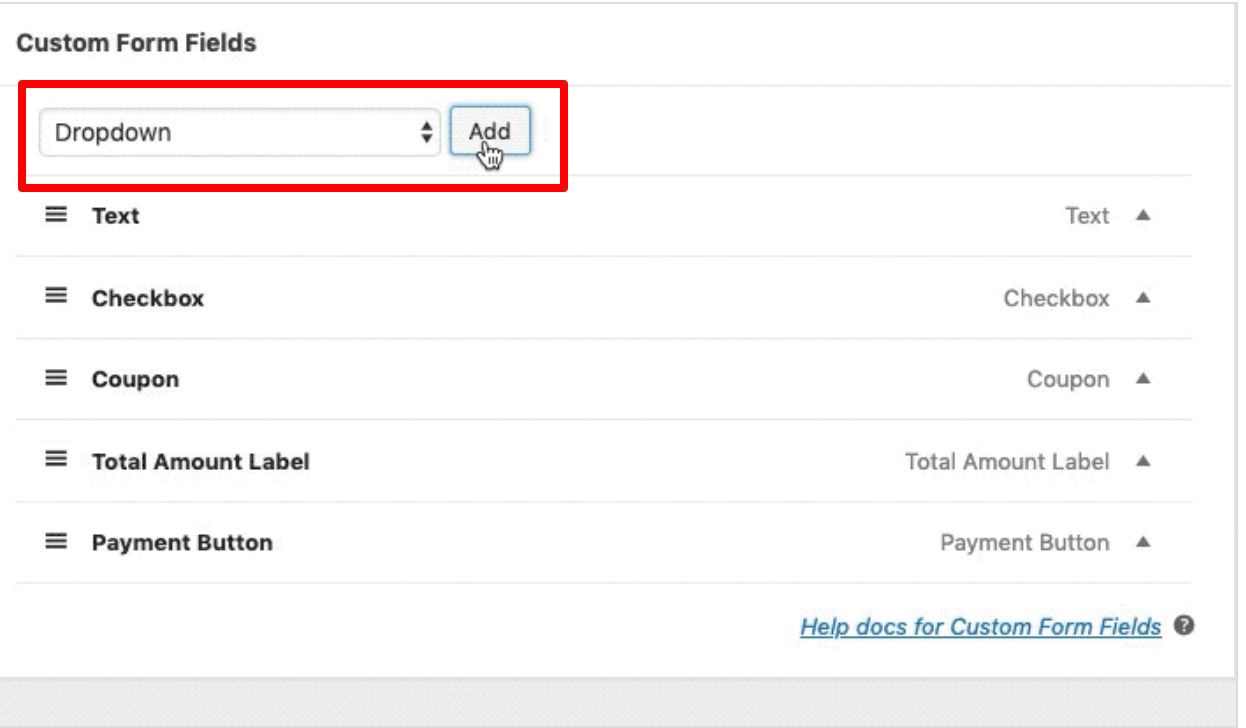 WP Simple Pay- Payments Form Builder.