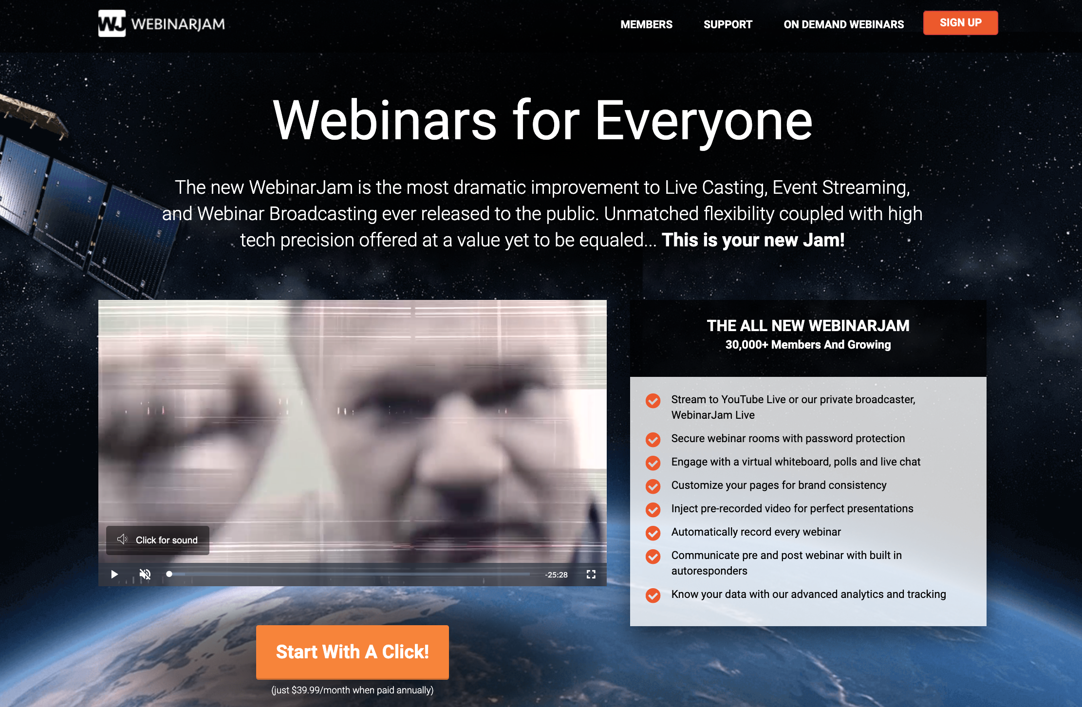 WebinarJam- A Reliable Webinar Solution