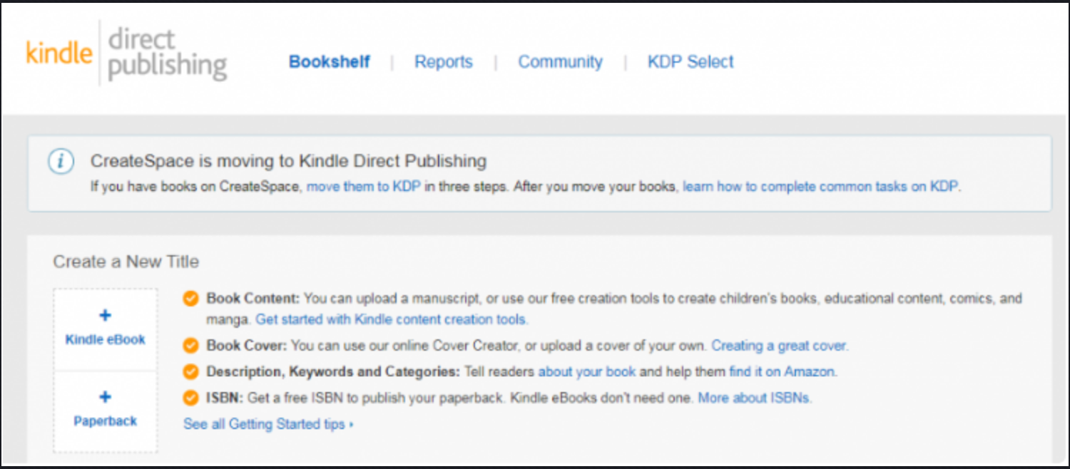 Start A Publishing Company - Kinder Direct Publishing