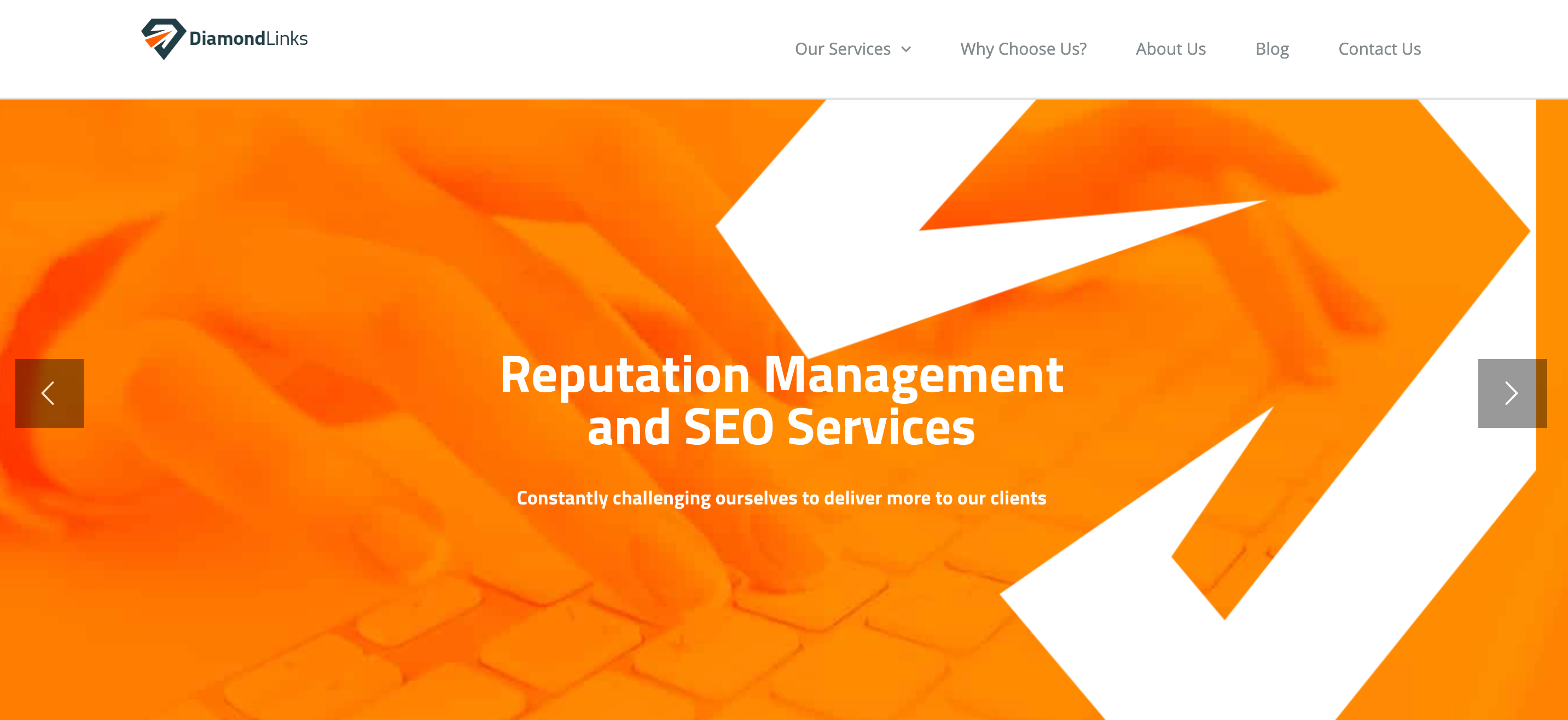 The Top 8 Best SEO Agencies To Check Out- DiamondLink SEO