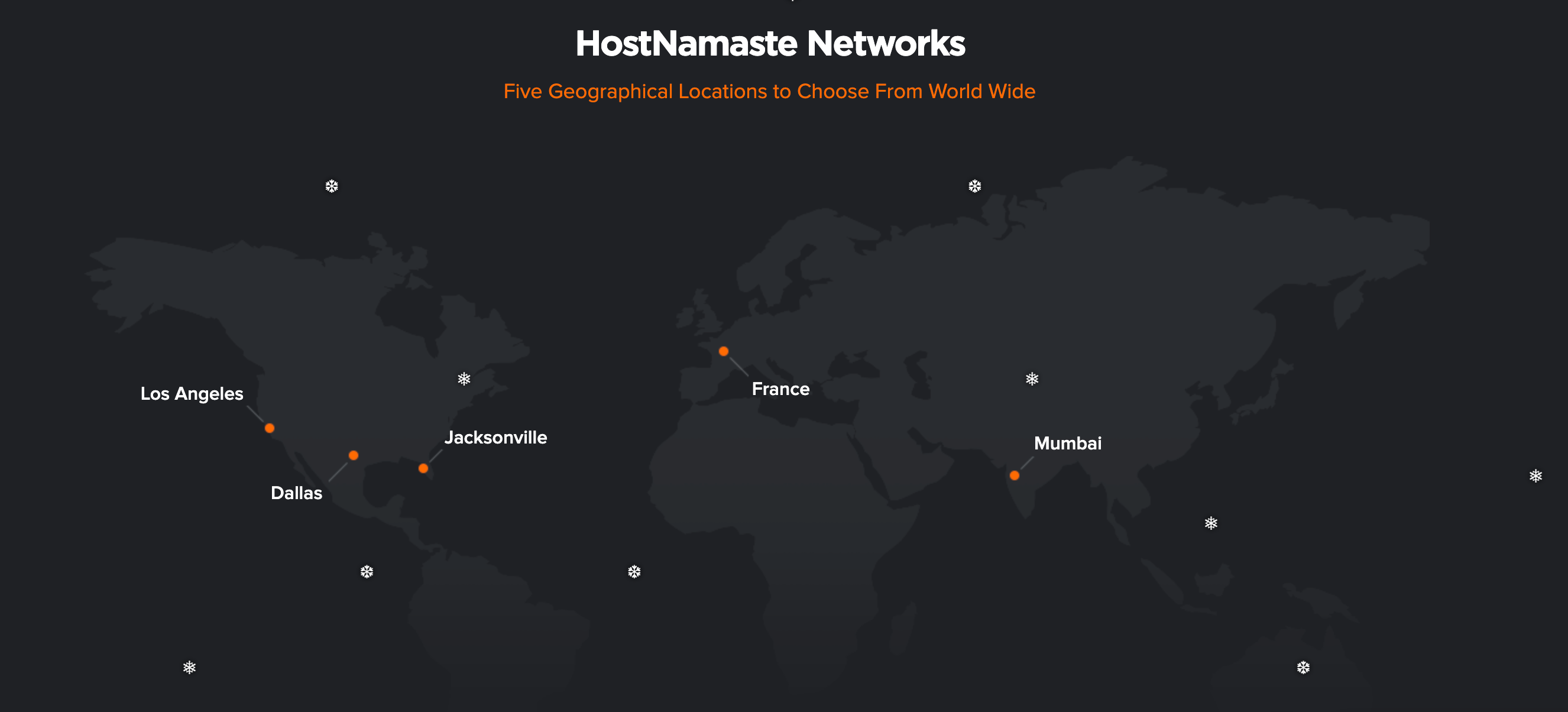 HostNamaste Networks