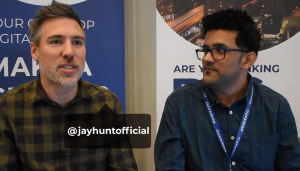 Jason Hunt Merged Media Cofounder interview