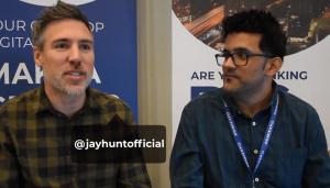 Jason Hunt Merged Media Cofounder interview