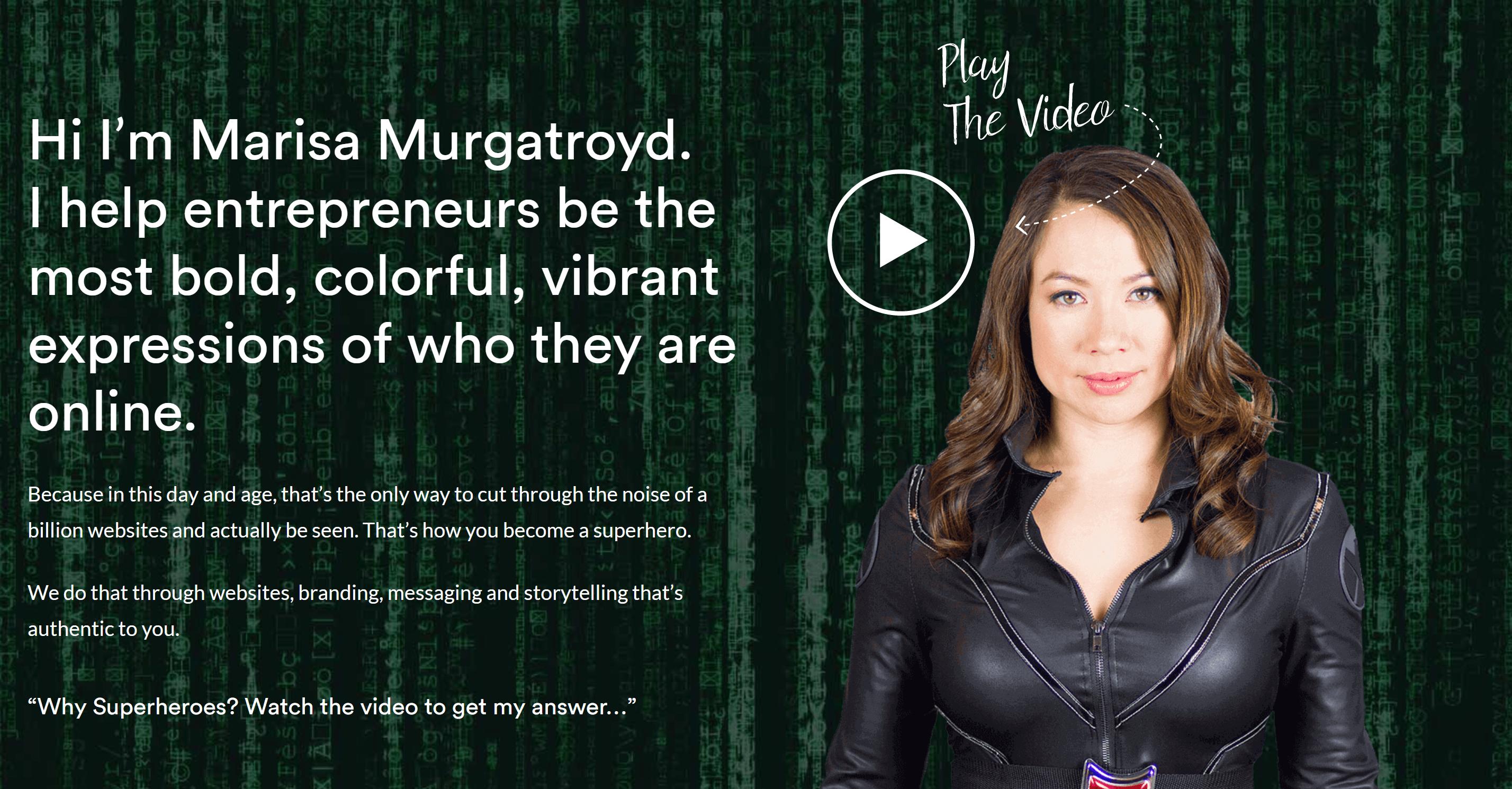Marisa Murgatroyd EPM Online Customer Testimonials & Reviews