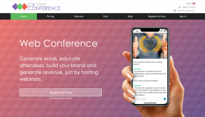 MyOwnConference Review