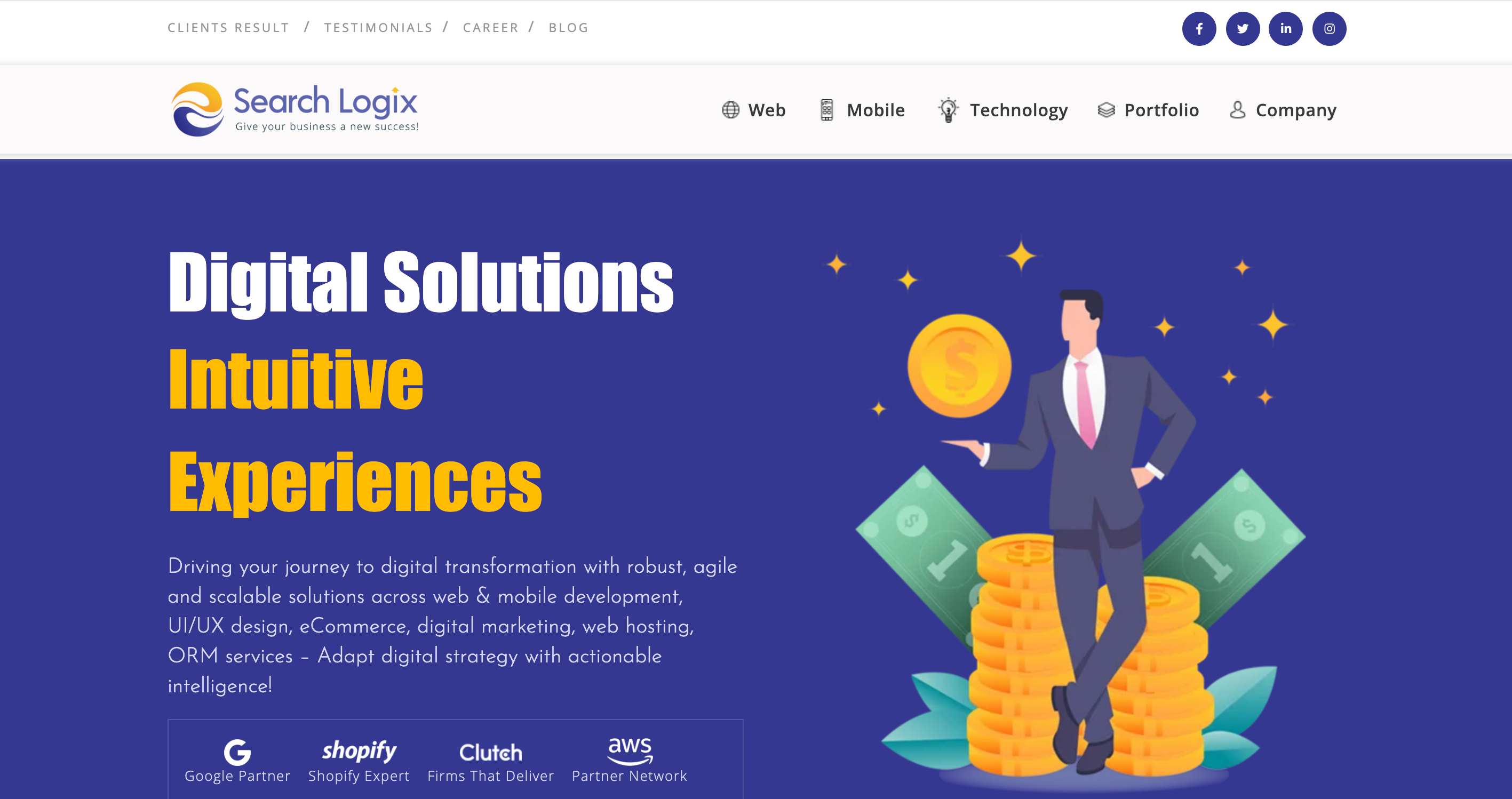 The Top 8 Best SEO Agencies To Check Out- ESearch Logix