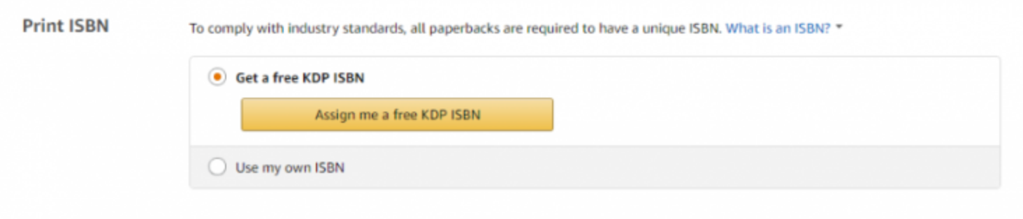Start A Publishing Company With KDP- Print ISBN