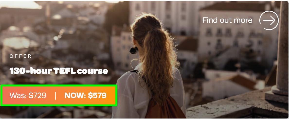 130 Hour TEFL Course