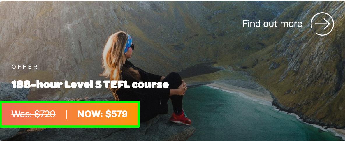 188 Hour Level 5 TEFL Course