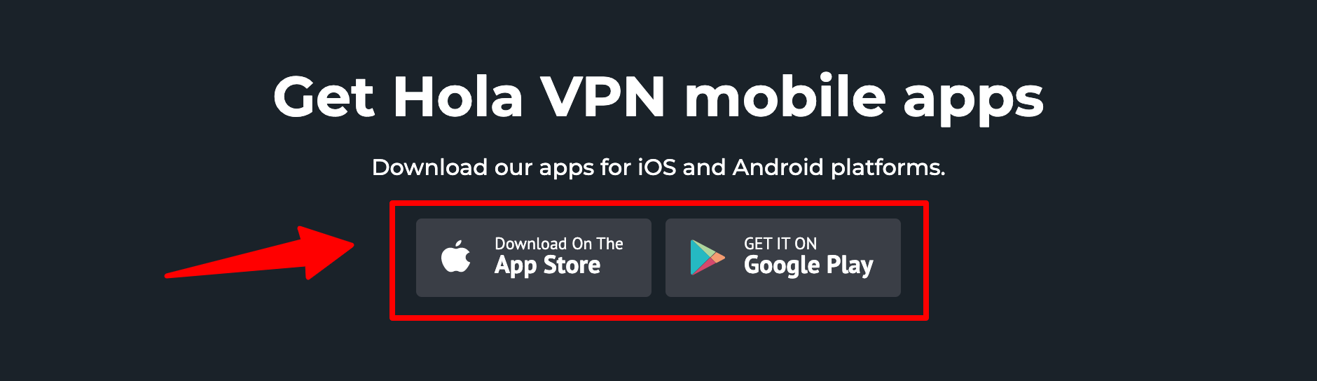 Download Hola VPN