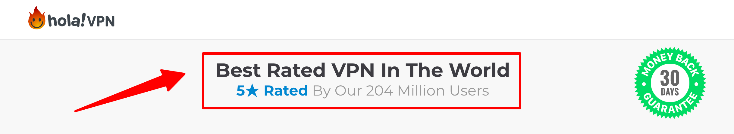 Hola VPN Stats
