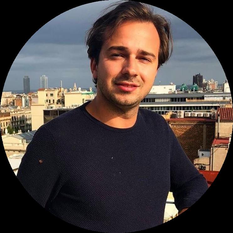 Marcus Svensson- Content marketing strategy