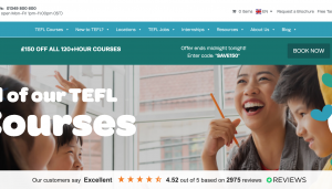TEFL Org Review- TEFL Courses