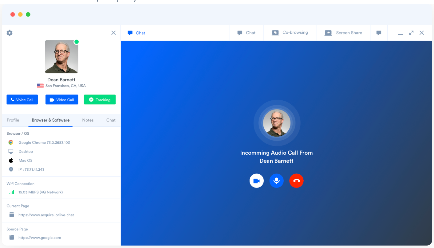 Video Calls- Acquire Review