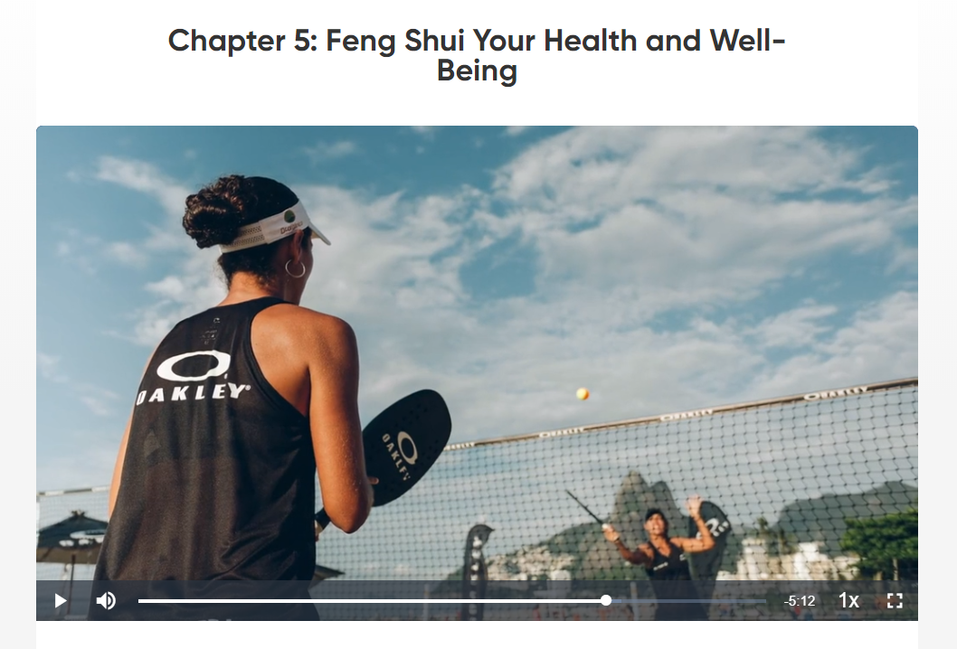 Feng Shui Your Health and Well-Being