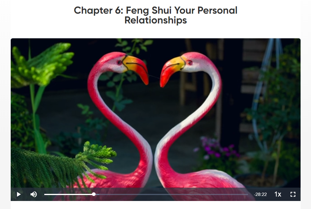 Feng Shui Your Personal Relationships