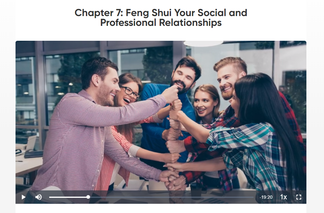 Feng Shui Your Social and Professional Relationships