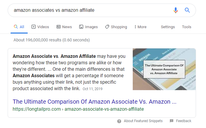 Get in Google's Knowledge Graph