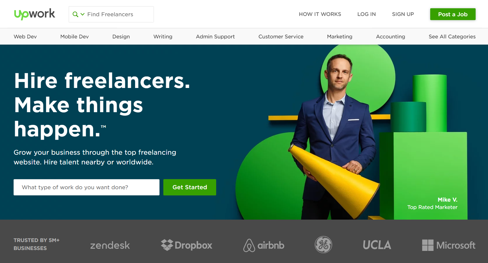 Kickstart Your Freelancing - UpWork