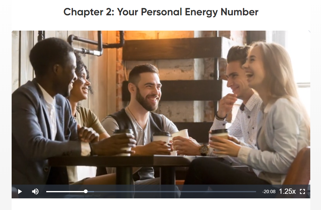 Your Personal Energy Number
