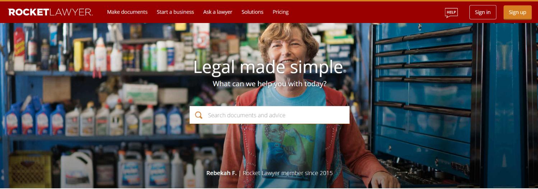 Top LLC Services - Rocket Lawyer
