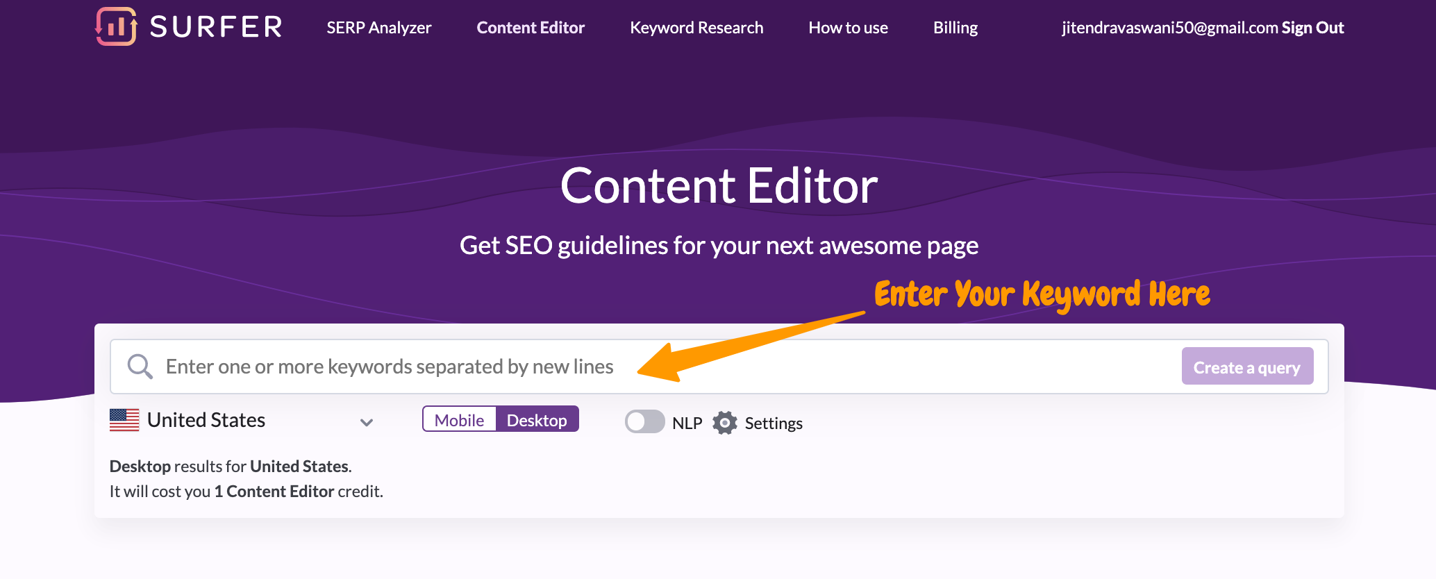 Enter your keywords here