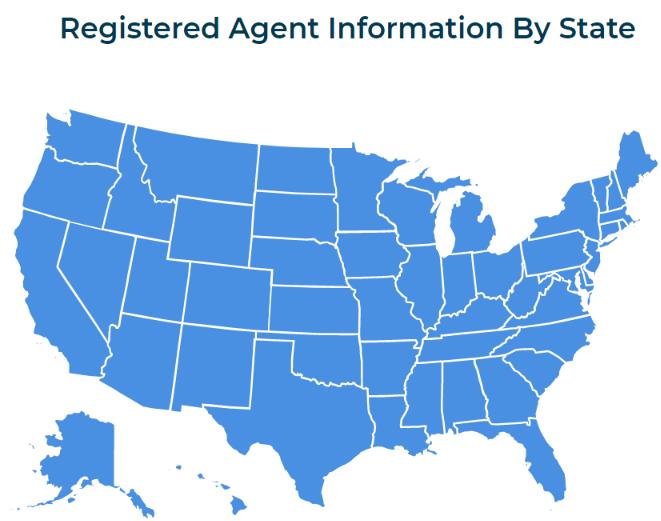 Northwest Registered Agent Review - Registered Agent Information