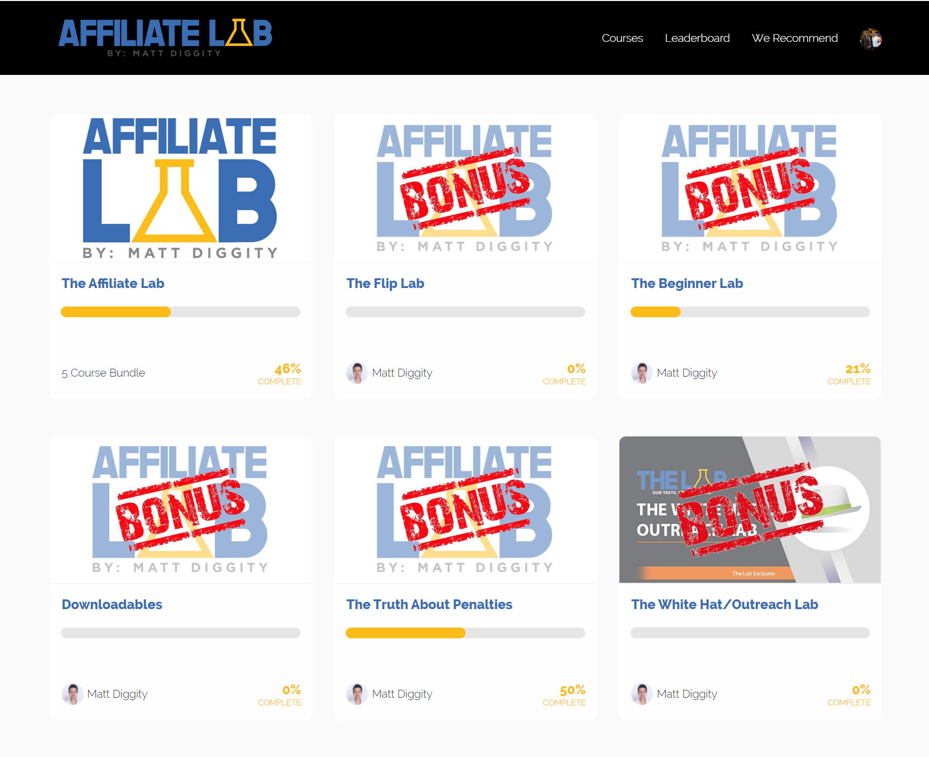affiliatelab bonus