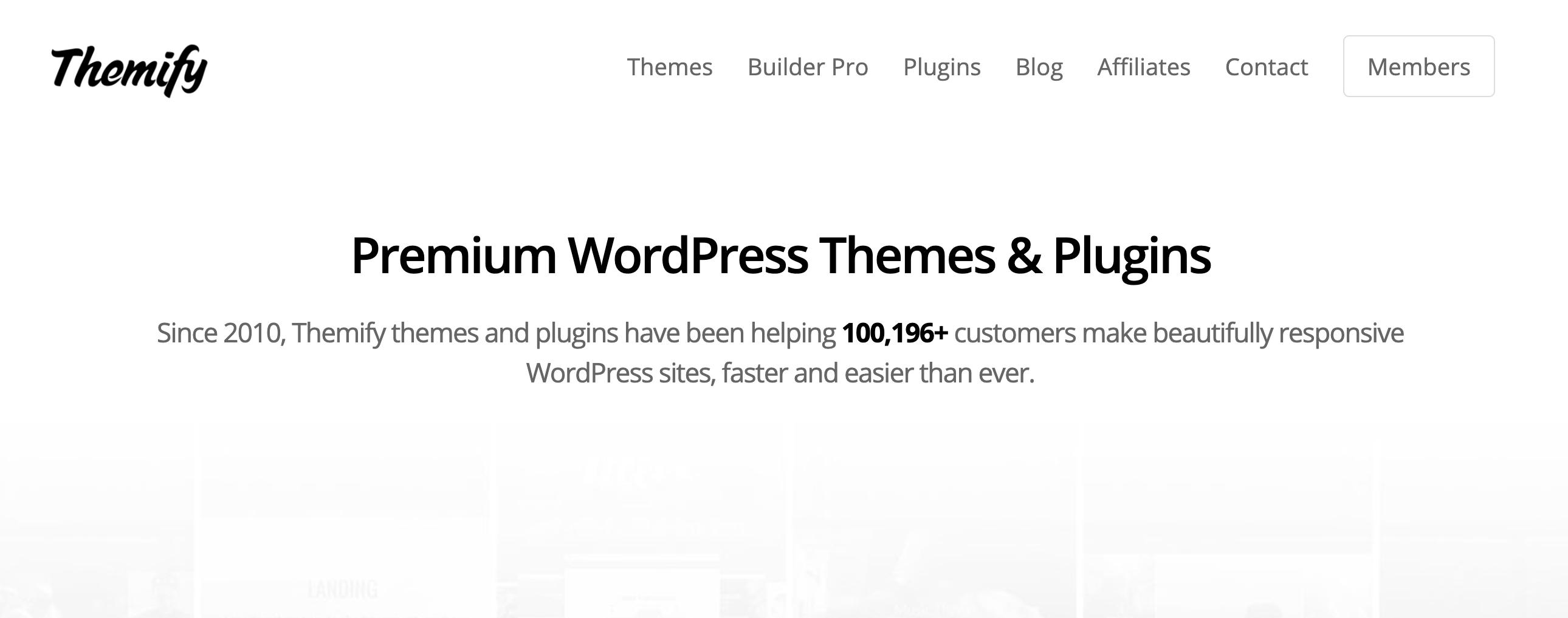 Themify Premium WordPress Themes & Plugins