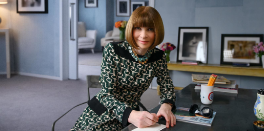 Anna Wintour MasterClass Review - Anna Wintour