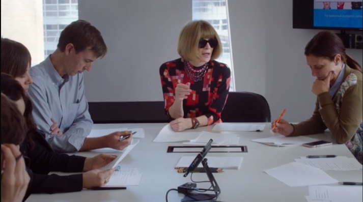 Anna Wintour MasterClass Review - Managment Tips