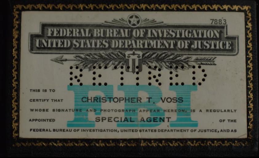 Chris Voss MasterClass Review- Identycard