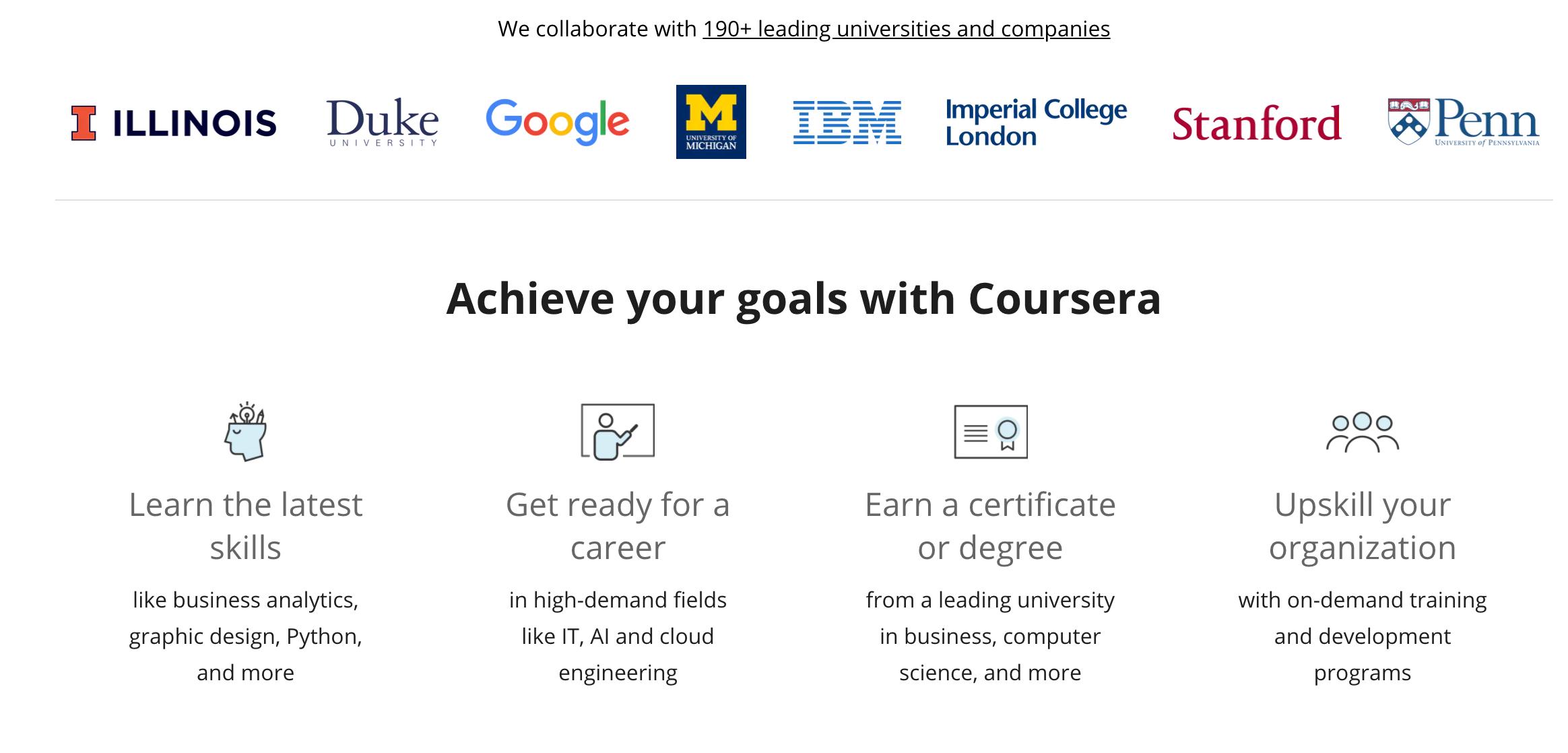 Coursera Stats