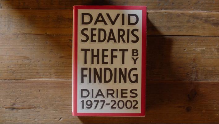David Sedaris MasterClass Review - Finding Diaries