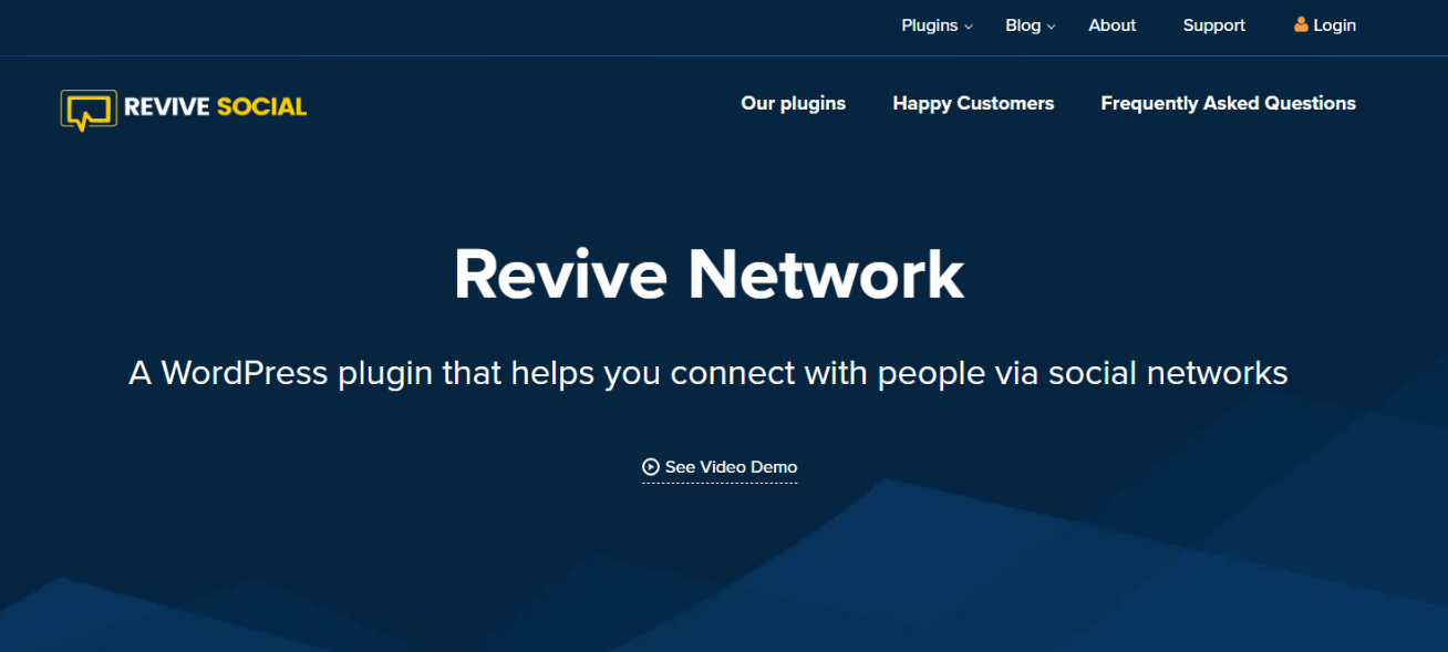 Revive Social Review - Revive NetWork